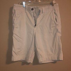 Khaki Men's Shorts
